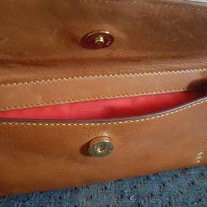 Dooney & Bourke Bags - Dooney and Bourke Florentine medium pouch